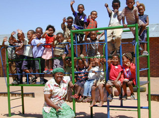 Visiting South Africa - spend some time at a local orphanage and engage with the children & carers