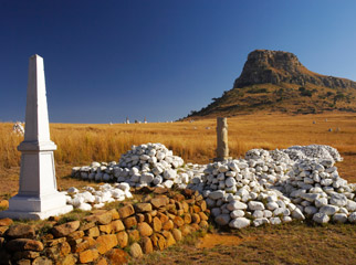 Visiting South Africa - many sites have immense cultural & historial significance, like the KZN Battlefields