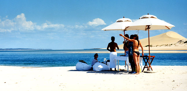 Top 10 Tours - a beach break to Zanzibar is a favourite post-safari activity