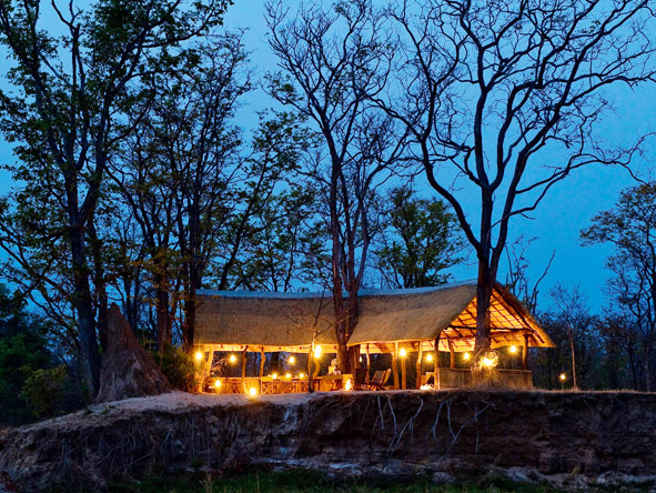 Zungulila Bush Camp - True safari experience