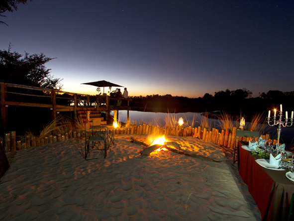 Little Tubu - Outdoor dining