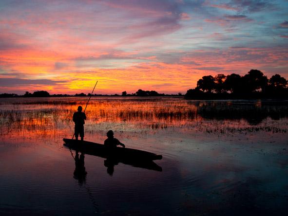 Little Tubu - Stunning sunsets