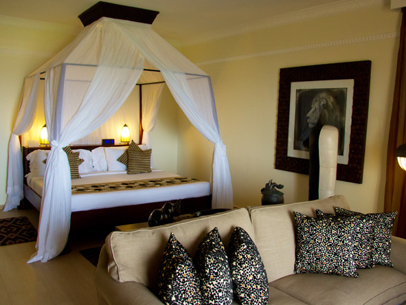 Hideaway of Nungwi Resort & Spa - Spacious luxurious suites