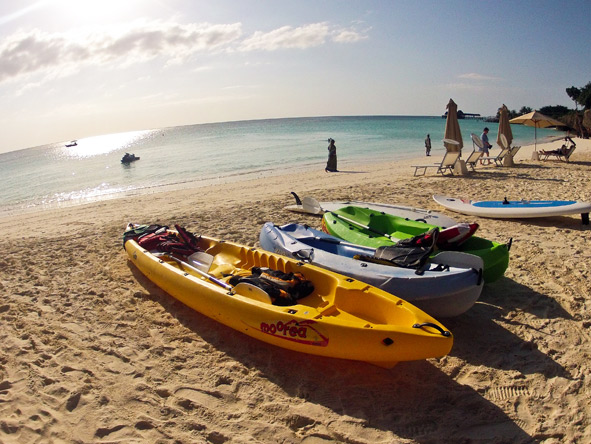 Hideaway of Nungwi Resort & Spa - Watersport activities