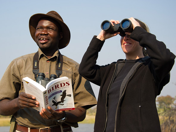 Vic Falls & Botswana Migration Safari - Bird watching excursions