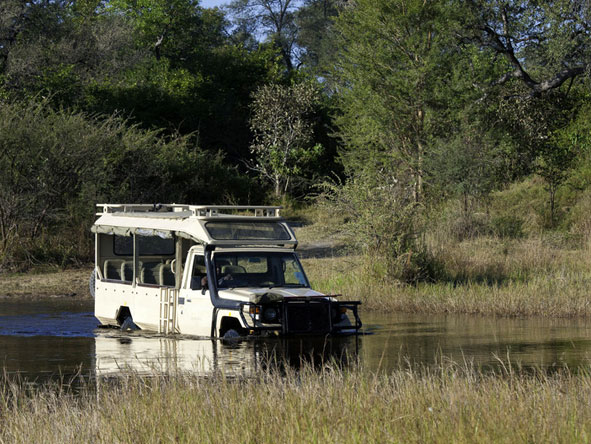 Great Botswana Wilderness Journey - Khwai Concession