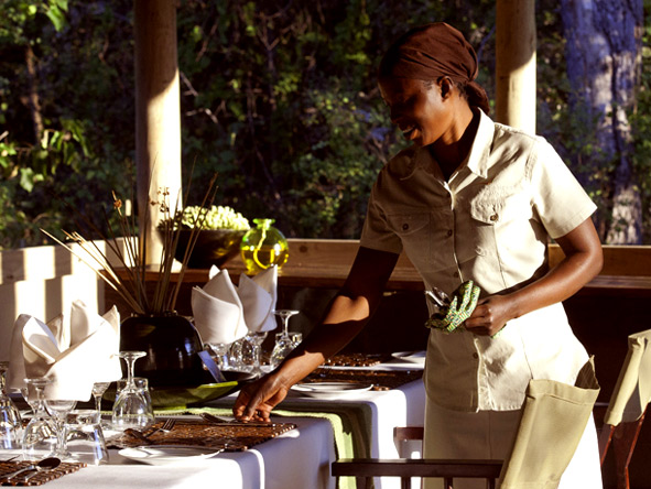 Great Botswana Wilderness Journey - Wonderful service