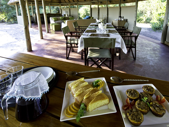 Great Botswana Wilderness Journey - Delicious meals