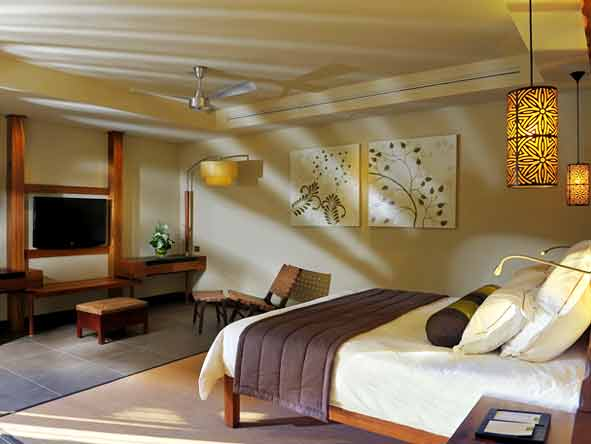 Trou aux Biches Hotel - Luxurious chalet-style suites