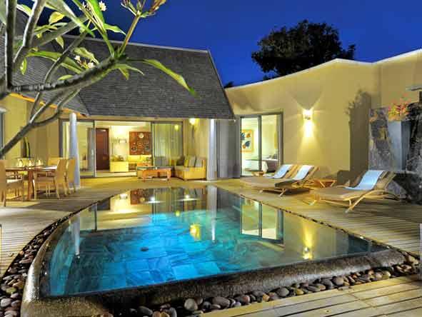 Trou aux Biches Hotel - Family villas