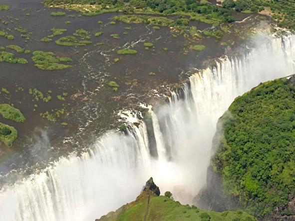 Beautiful Botswana & Vic Falls Romance - Victoria Falls