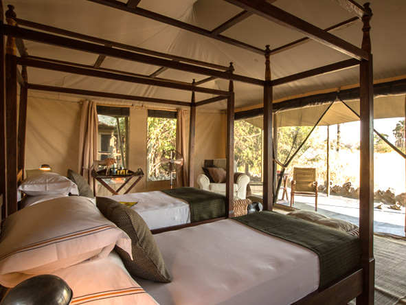 Chem Chem Safari Lodge - Tented suites