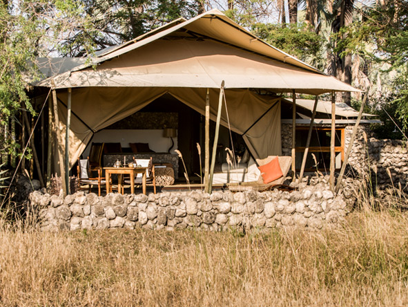 Chem Chem Safari Lodge - Lake Manyara views