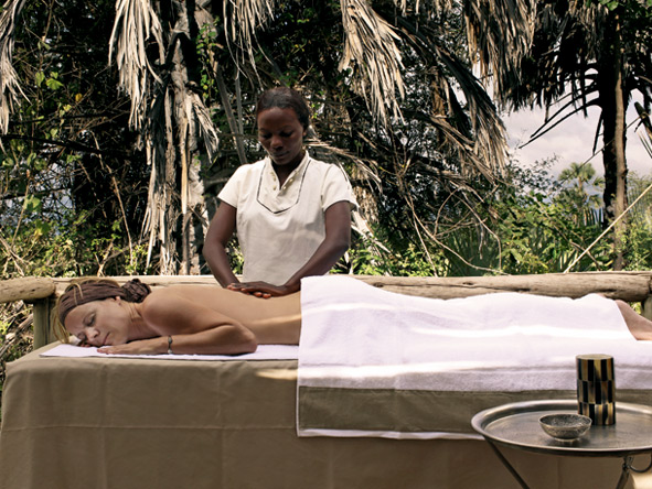 Chem Chem Safari Lodge - Amani Spa