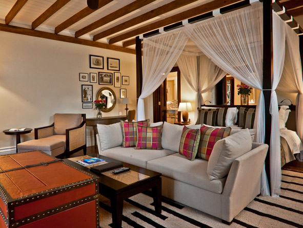 Hemingways Nairobi - Relaxing suites