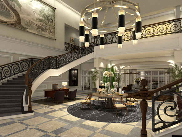 Hemingways Nairobi - Sophisticated charm