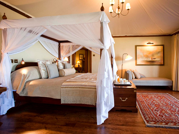 Lake Elmenteita Serena Camp - Colonial charm