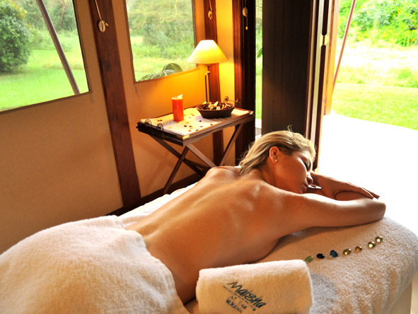 Lake Elmenteita Serena Camp - Spa treatments