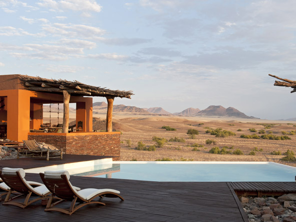 Okahirongo Elephant Lodge - Swimming pool