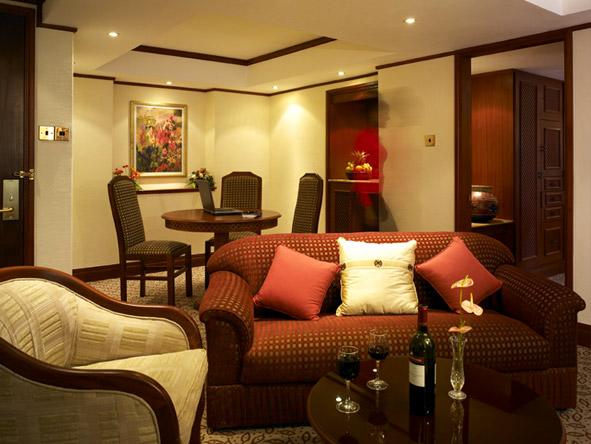 Nairobi Serena Hotel - Executive suites