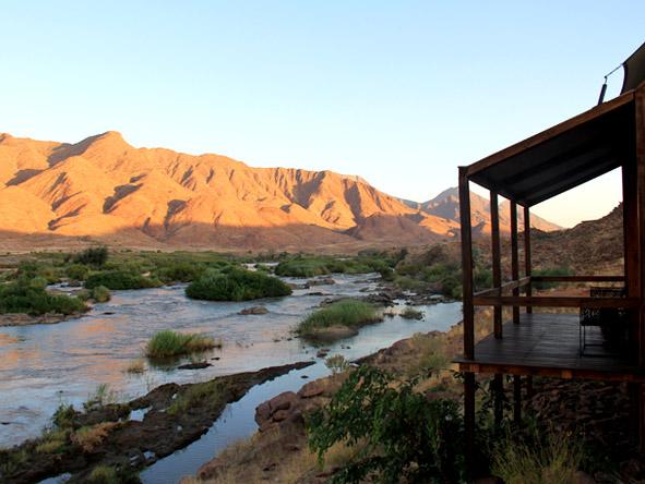 Okahirongo River Camp - Kuene River
