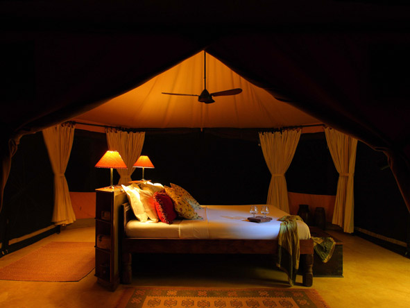 Siwandu - Luxurious, private tents