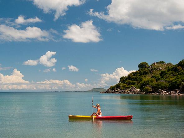 Kaya Mawa - Kayaking