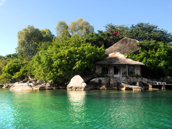 Kaya Mawa - Lakeside chalets