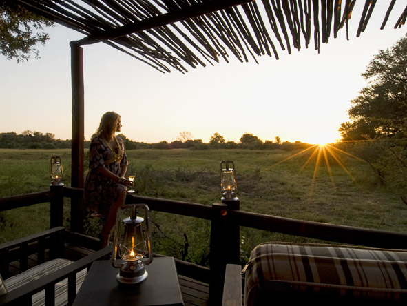 Chief's Camp - Okavango Delta