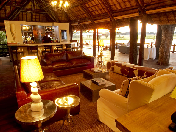 Chief's Camp - Top safari lodge