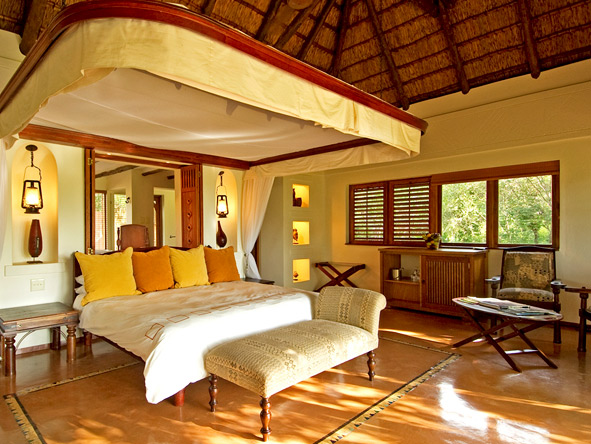 Chobe Chilwero - Spacious cottages
