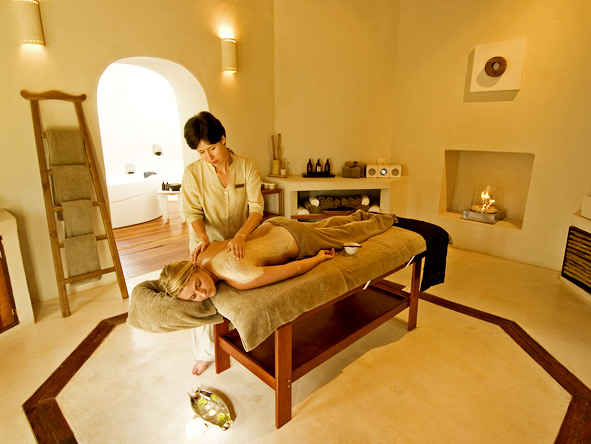 Chobe Chilwero - Massage treatment