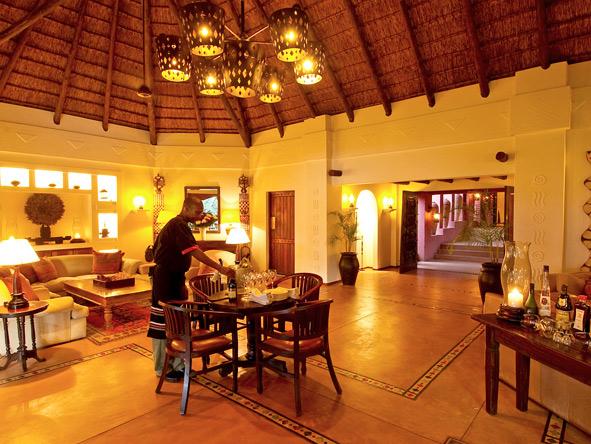 Chobe Chilwero - Culinary experience
