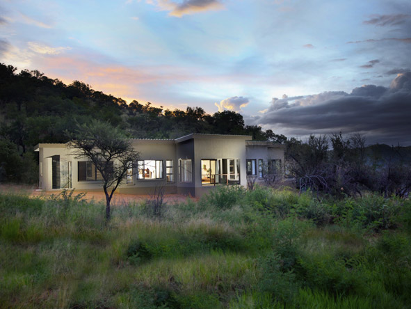 Shepherd's Tree Game Lodge - Luxurious Suites