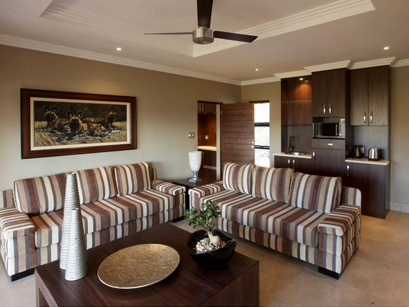 Shepherd's Tree Game Lodge - Family suites