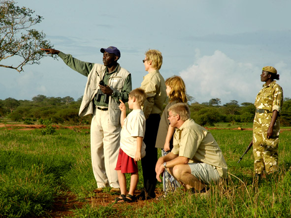 Kilaguni Serena Safari Lodge - Child-friendly activities