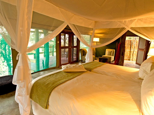 Puku Ridge - Tented suites