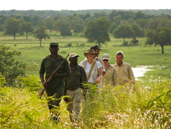 Puku Ridge - Guided walking safaris