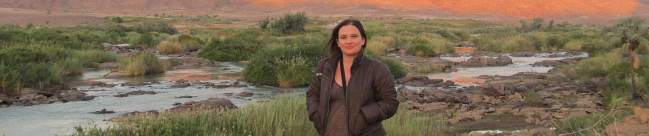 Anza Snyman - Africa Safari Expert