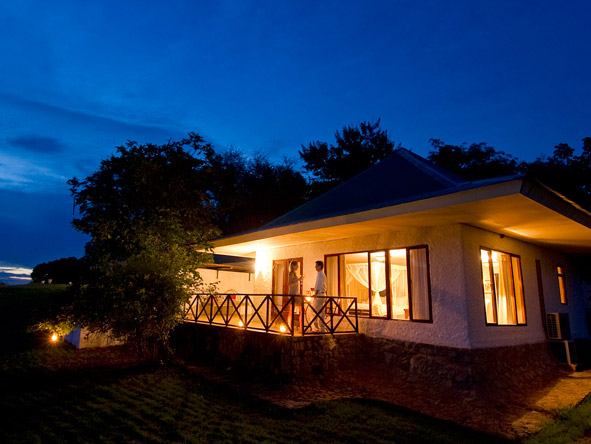 Chichele Presidential Lodge - Spacious suites