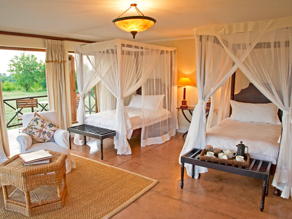 Chichele Presidential Lodge - Luxurious suites