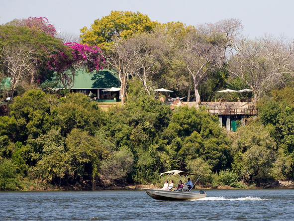 The River Club - Zambezi River