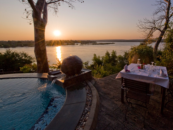 The River Club - African sunsets