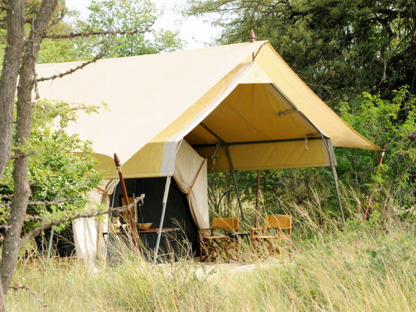 Luxury Gems of Tanzania - Luxury safari tent