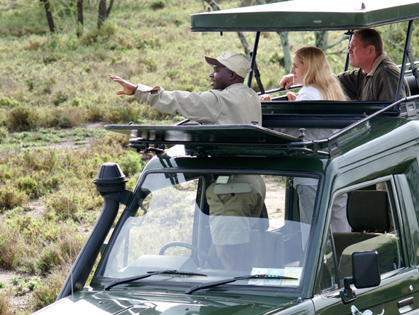 Luxury Gems of Tanzania - Game drives
