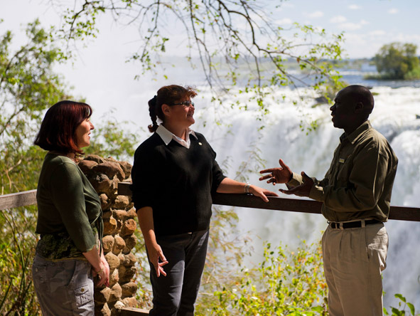 Toka Leya - Victoria Falls guided tours