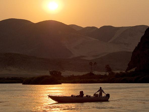 Serra Cafema Camp - Kunene River cruise