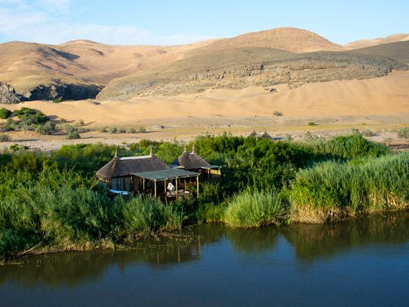 Serra Cafema Camp - Riverside oasis