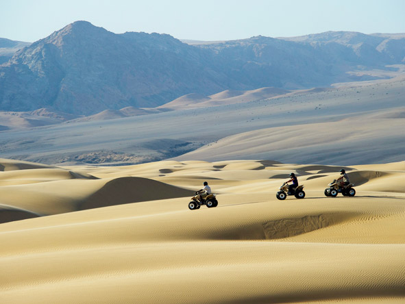 Serra Cafema Camp - Quad bike excursions