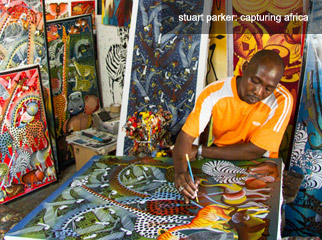 Explore Stone Town - local craftsmen